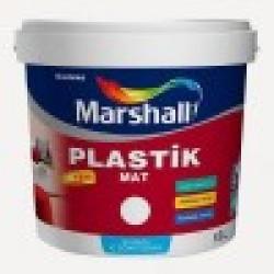 Marshall Plastik Mat İç Cephe Boyası (silinebilir)