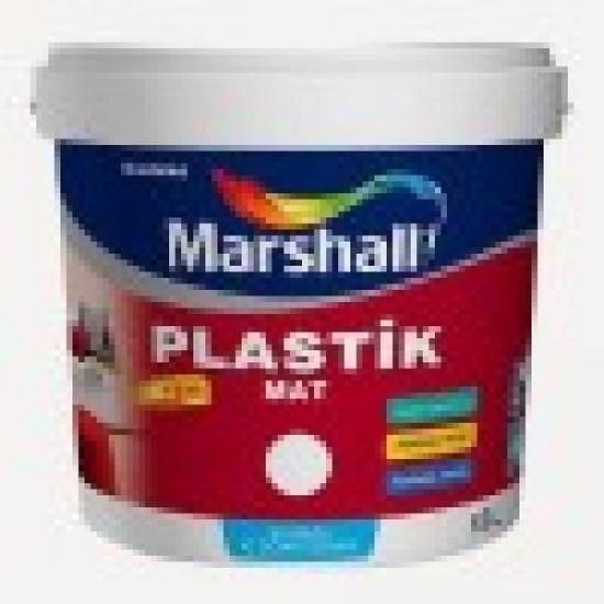 7,5 Lt Marshall Plastik Mat İç Cephe Boyası (silinebilir)