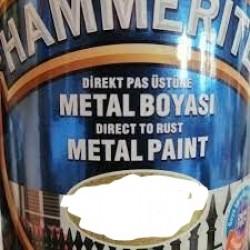 0,75 Lt Marshall Hammerite Metal ve Çelik Kapı Boyası