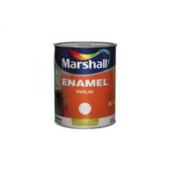 0.75 Lt Marşhall Enamel Sentetik Yağlı Boya