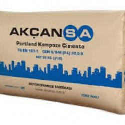 25 Kg Siyah Çimento